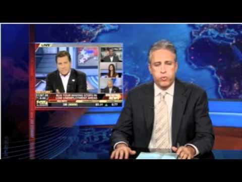 Daily Show Jon Stewart Aug 18, 2011 Class Warfare Pt1