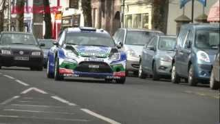 Ford Fiesta WRC video review by autocar.co.uk(Have you ever wondered what it would it be like to drive a World Rally Championship car on public roads? Well, Vicky Parrott did and here's the result., 2012-04-16T11:14:52.000Z)