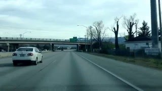 Drive from Meridian to Boise with a bad voltage regulator; Idaho; signs; symptoms; high RPMs