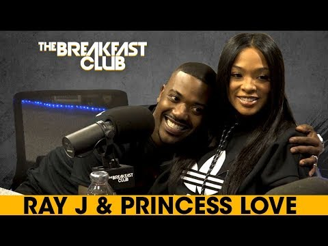 Ray J & Princess Love Prepare For Childbirth, Talk Petty Beefs, Raycon Electronics & More