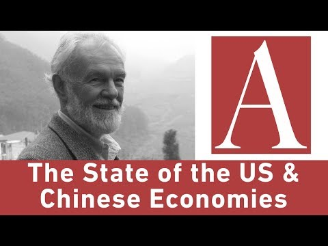 Anti-Capitalist Chronicles: The State Of The US & Chinese Economies