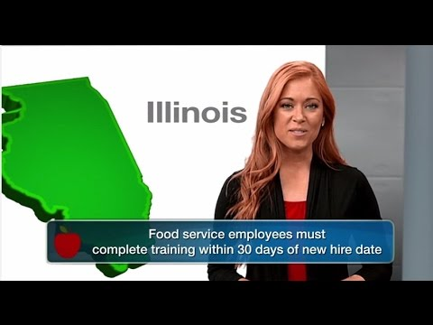 Illinois Food Handlers Card –  How to Get Your Food Handlers Card Online