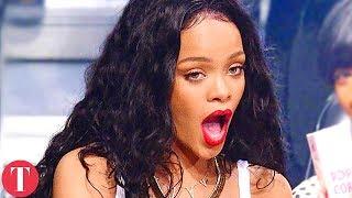 10 Strange Things You Forgot About Rihanna