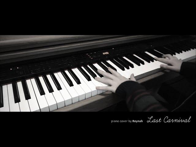 Last Carnival Piano Solo 피아노 솔로 - Acoustic Cafe