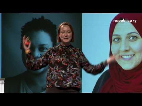 re:publica 2017 - Ruth Daniel: The Creative Entrepreneurial Ecosystem: Democratising learning ...