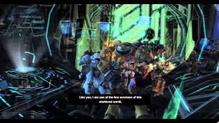 StarCraft Universe — трейлер начала тестирования