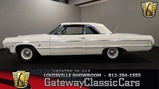 1964 Chevrolet Impala - Louisville Showroom -  Stock # 1422