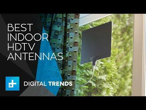 Best Indoor HDTV Antennas
