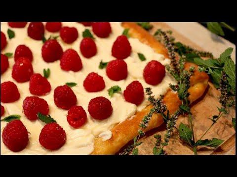 feuilleté-de-framboise-et-mascarpone---recette-rapide