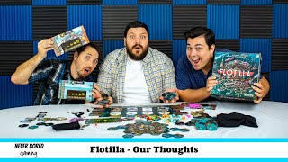 Flotilla - Our Thoughts (Board Game)