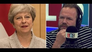 James O'Brien loves Theresa May (plus discussion of the Edward Heath child rape allegations)
