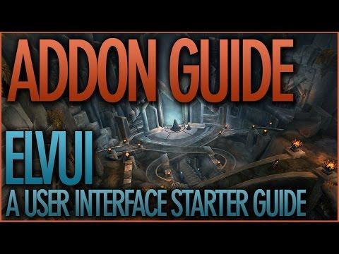 What is ElvUI? - World of Warcraft Addon Tutorial
