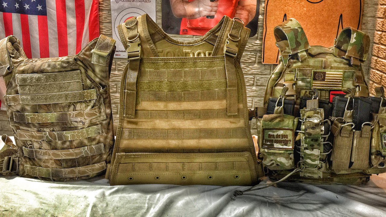Mayflower APC vs Grey Ghost MPC vs Condor Urban Go Plate Carriers ...