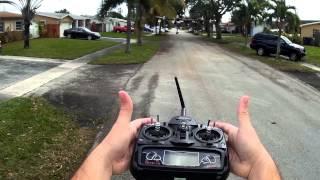 kk2 1 5 pi gain settings tunning auto level x700 hexacopter x6