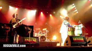 Twinkle Brothers - Since I Throw The Comb Away / Jahoviah @ Garance Reggae Festival 7/29/2011