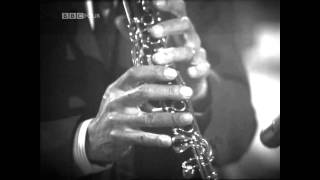 "George Lewis ""Burgundy Street Blues"" with Mr. Acker Bilk & his Band (1965)"
