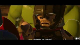 LEGO Marvel Super Heroes 2 All Cut Scenes Episode : I Sphinx We Have A Problem