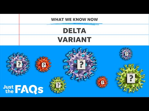 Delta variant: How it affects mask-wearing, vaccinated people | Just the FAQs