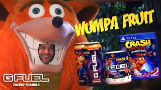 Crash Bandicoot Wumpa Fruit G FUEL