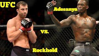 UFC Israel Adesanya vs Luke Rockhold full fight HD