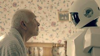【麦绿素】温情中带着残酷,老人与机器人的故事《机器人与弗兰克》
