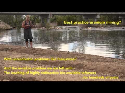 A Uranium MIne In Townsville?