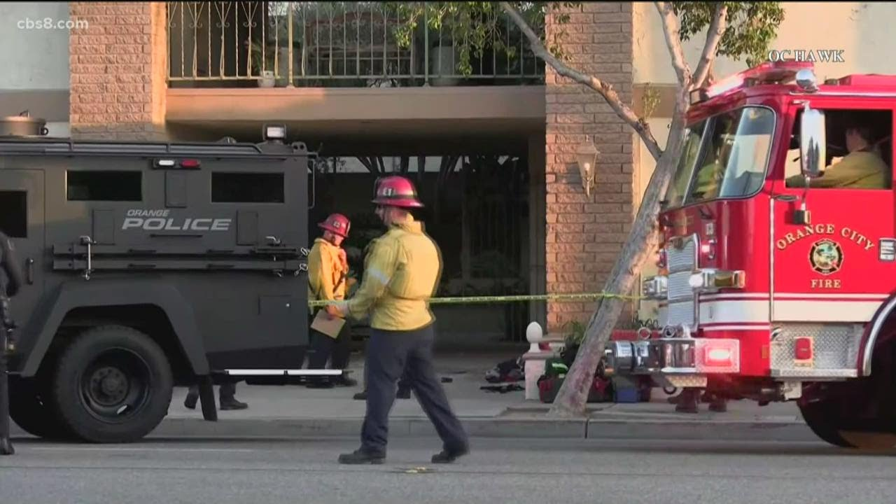 California Shooting Suspect Knew Victims In California Building ...