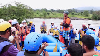 Kundalika River Rafting Camp, Call 9821117358  Nature Trails Resort - resort near mumbai