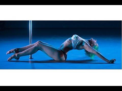 Amy Williams - Miss Pole Dance UK 2017