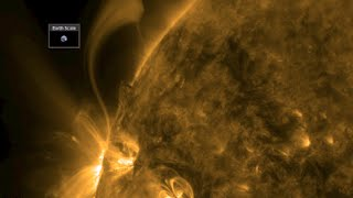 m7 quake sunspots growing   s0 news may 5 2015