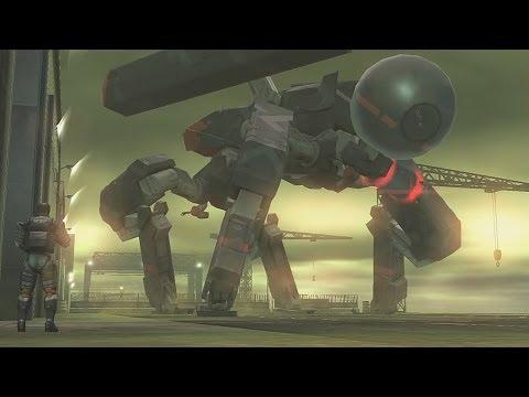 Metal Gear Solid: Peace Walker - Gameplay Walkthrough Part 39 - Peace Walker Type II Boss Fight