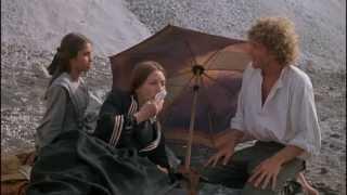 """Due donne ed un uomo (scena dal film """"Kaos"""" sul isola di pomice)"""
