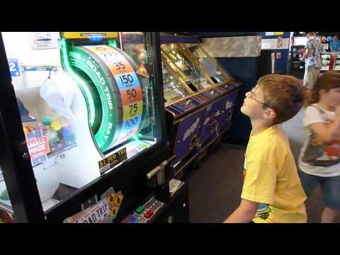 The Amazing Road Trip Arcade Game $150 Gift Card Winner