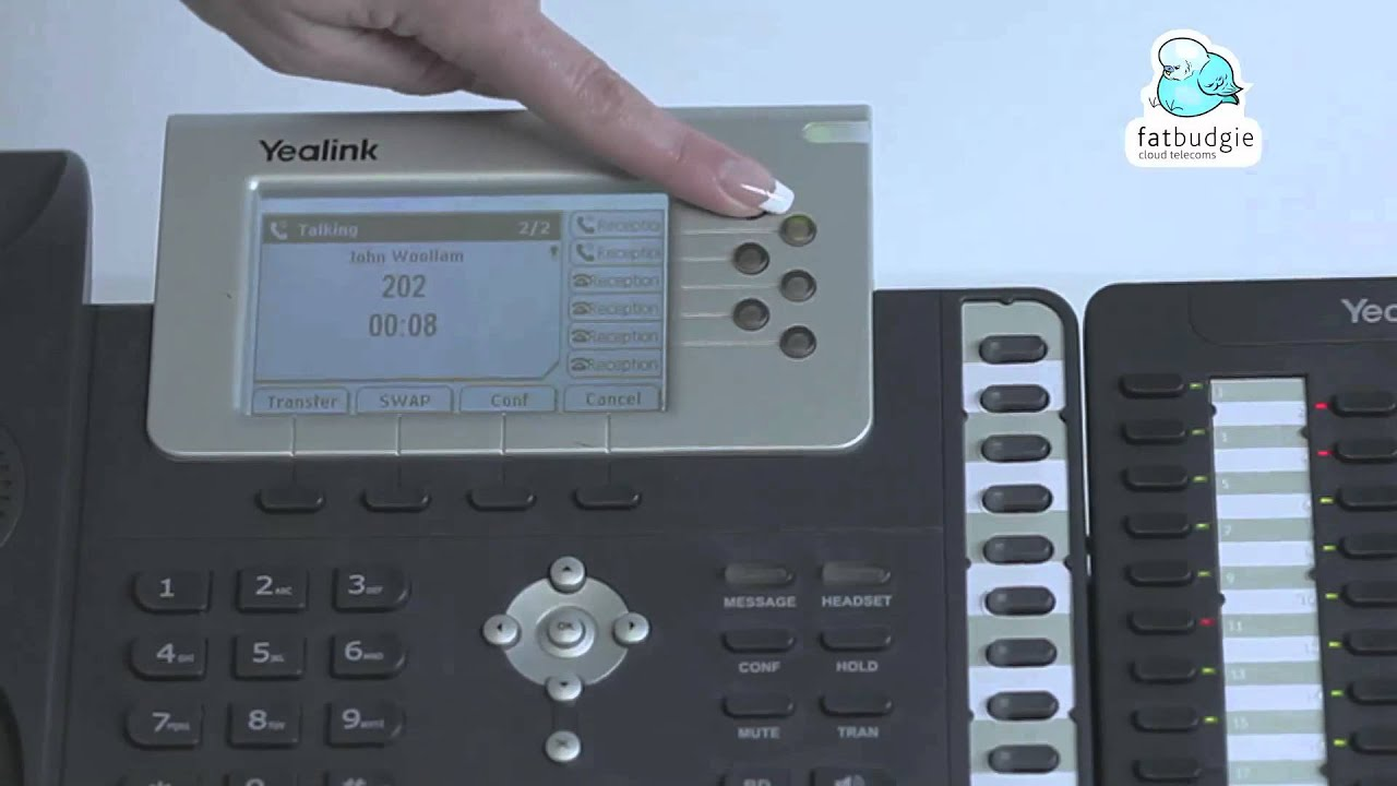 how to answer switchboard calls