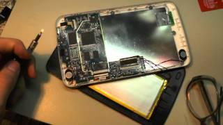 А что внутри :) Ремонт планшета Obreey SURFpad(, 2014-06-18T17:50:41.000Z)