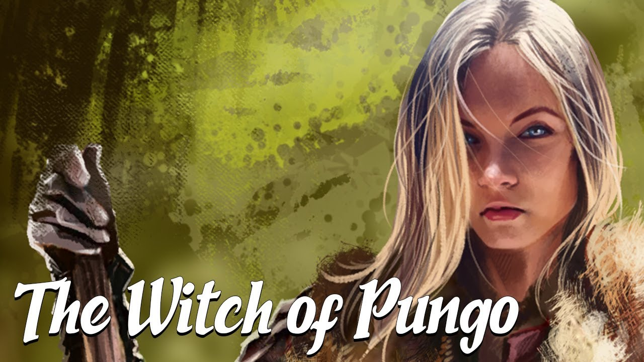 Grace Sherwood: The Witch of Pungo (Occult History Explained)
