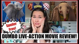 DUMBO 2019 MOVIE REVIEW! My spoiler-free thoughts…