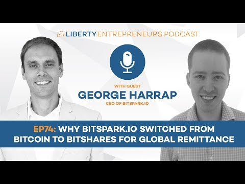 EP74: Why Bitspark.io Switched from Bitcoin to Bitshares for Global Remittance