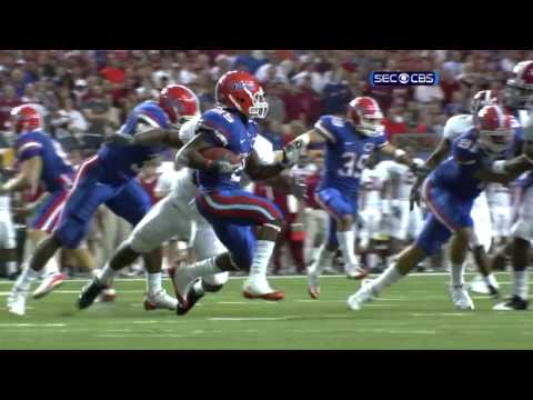 2008 SEC Championship - #1 Alabama vs.#2 Florida (HD)