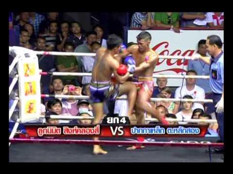 """SMMTV """"คู่มันส์ มวยไทย"""" 7 พ.ค. 58 : ลูกนิมิต สิงห์คลองสี่ - ปากกาเหล็ก ต หลักสอง"""