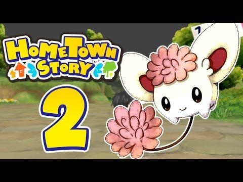 Hometown Story Part 2: Dorf Erkundung Und Erste Gegenstände!