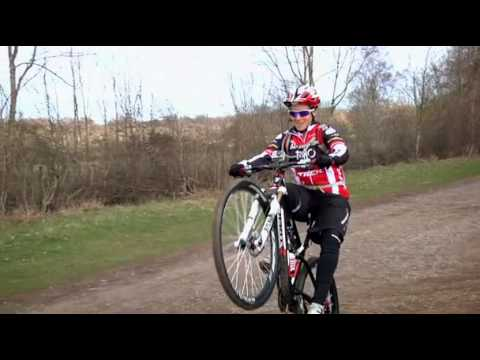 Bike Basics: How to Wheelie by Tracy Moseley