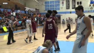 High schooler shows no mercy on dunk