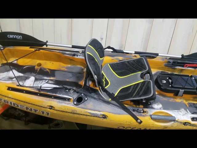 Ocean kayak - Trident 11 angler full review