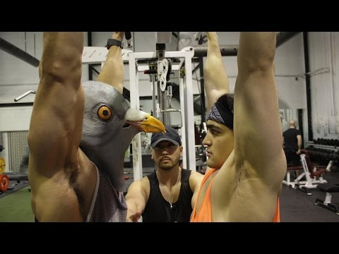 timbahwolf vs omar isuf 100 pull up challenge fastest time videos