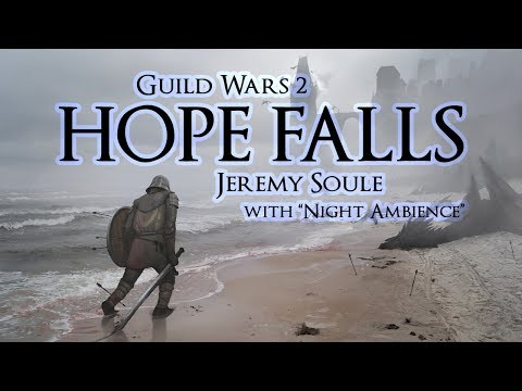 Julian & Jeremy Soule (Guild Wars 2) — Hope Falls [3 Hr. Extension + Night Ambience] thumbnail