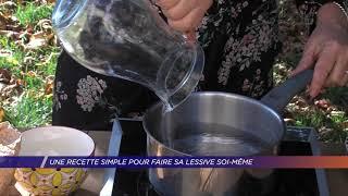 Yvelines | Une recette simple pour faire sa lessive soi-même