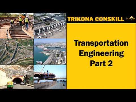 TRANSPORTATION ENGINEERING 2