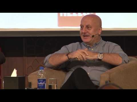 Emirates Lit. Fest 2013: Talking Celebrity and Success