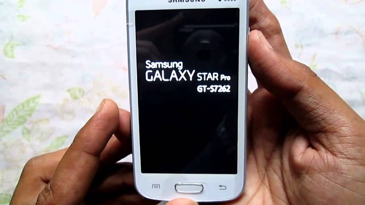 how to insert battery on samsung galaxy star pro gt s7262. Black Bedroom Furniture Sets. Home Design Ideas